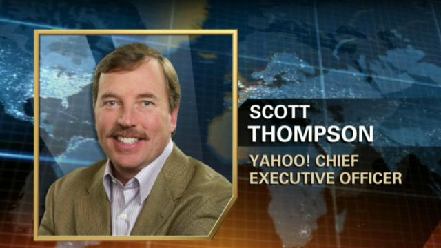 FBN's Shibani Joshi on Yahoo hiring former PayPal CEO Scott Thompson as its new CEO, and how this will impact the company's stock.