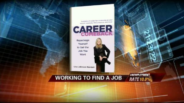 career comeback repackage yourself to get the job you want