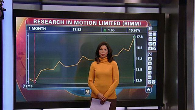 FBN's Shibani Joshi on reports of Samsung considering buying Research in Motion.