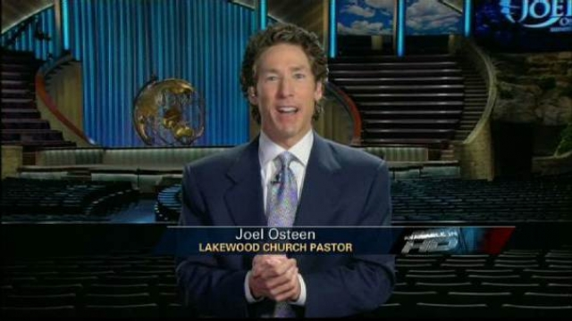 Lakewood Church Pastor Joel Osteen on how a positive attitude and faith can help you be your best.