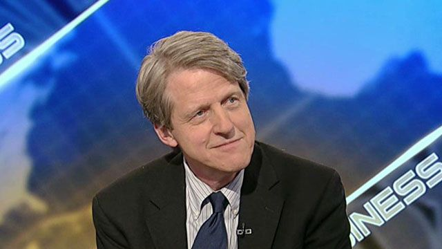 Professor Robert Shiller on the recent Case-Shiller report and his outlook for the housing sector.