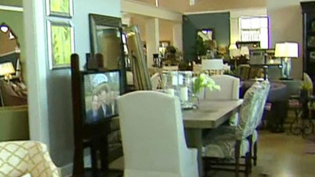 Walter E. Smithe Furniture co-owner explains why consumers are buying furniture.