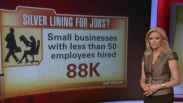 FBN's Gerri Willis breaks down the growth in jobs and why small business is driving job growth.