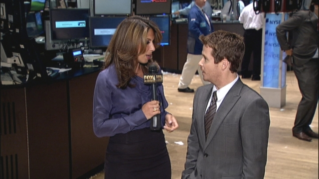 Actor Kevin Connelly on ringing the closing bell and being on HBO's show Entourage.