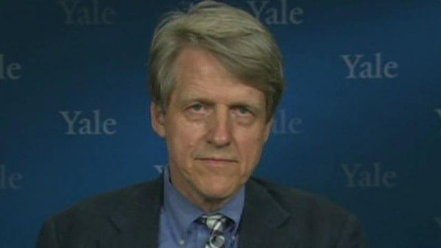 Case-Shiller Index co-author Robert Shiller discusses his latest report on home prices.