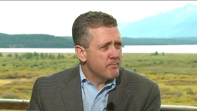 Federal Reserve Bank of St. Louis President James Bullard in Jackson Hole, Wyo., on the outlook for job growth and inflation.