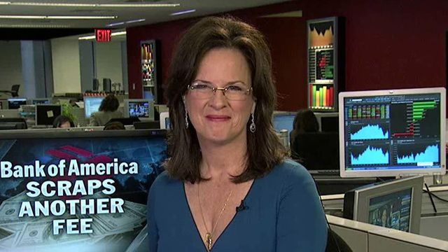 FBN's Liz MacDonald on how Bank of America dropped its plan for big overdraft fees.