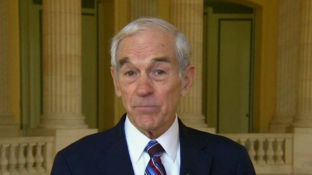 Rep. Ron Paul, (R-Texas), on the current state of the economy and whether the administration can make corrections in the next four years.