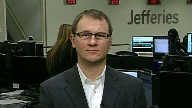 Jefferies & Co. Managing Director Peter Misek on Hewlett-Packard's fourth-quarter earnings and the outlook for the company, particularly in the computer division.