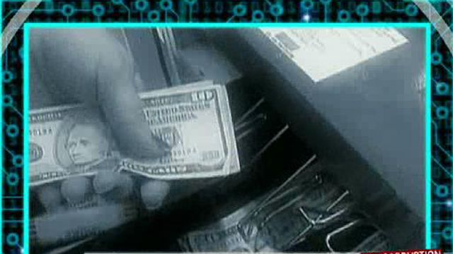 Toll Booth Collector Caught Stealing Toll Money