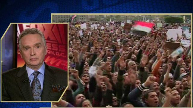 Who is Behind the Unrest in Egypt?