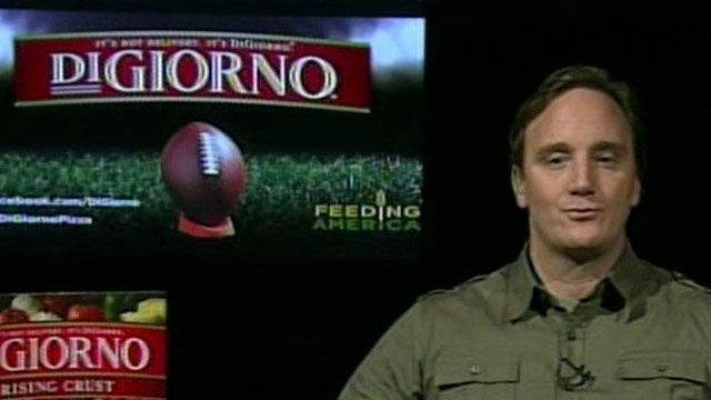 Jay Mohr and DiGiorgno Teaming Up to Fight Hunger