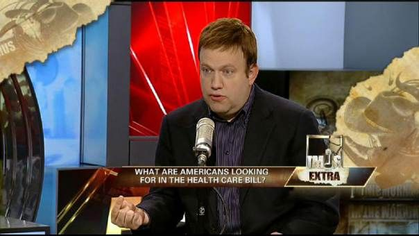Luntz on U.S. Health-Care Requirements