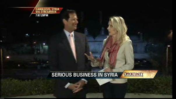 Expert: Syrian Economy Not Ready for U.S.