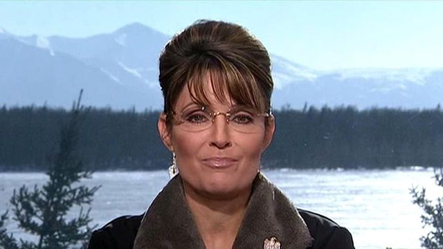 Sarah Palin on States Taking on Spending Cuts