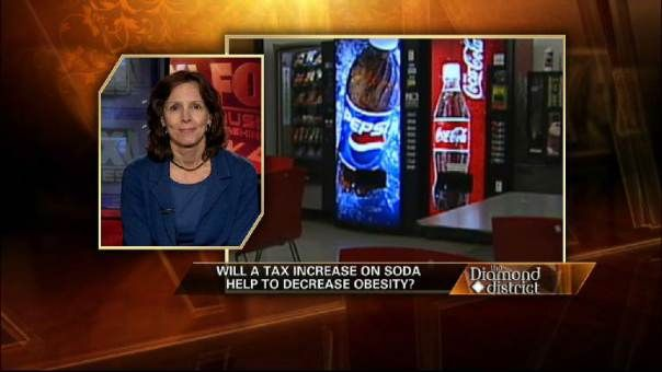 Would Soda Tax Fight Obesity?