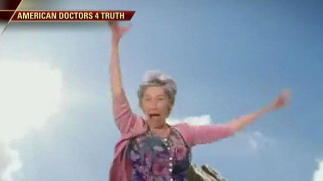 Granny Gets Thrown Off the Cliff, Again