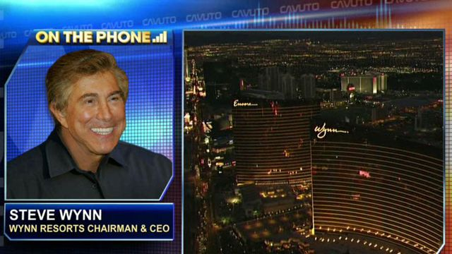 Steve Wynn on the State of the Economy