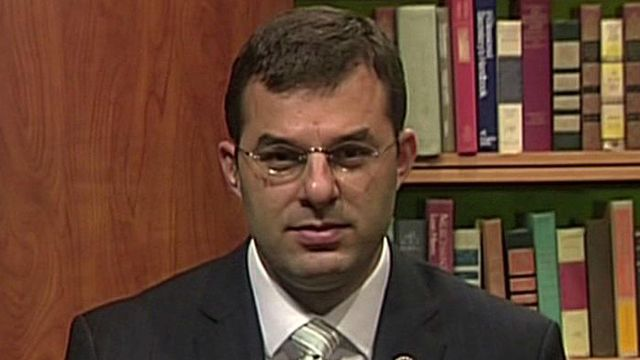 Rep. Justin Amash: End the Fed!