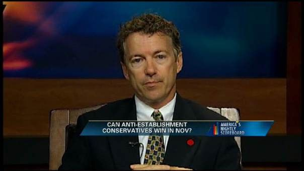 Rand Paul: Every Generation Has to Redefine the Party