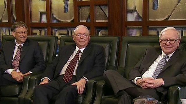 Which Newspapers Do Gates, Buffett and Munger Read?