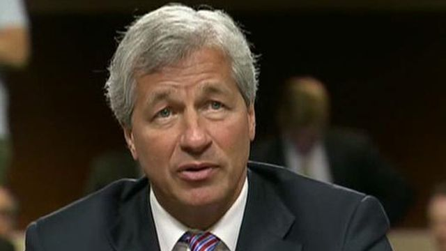 How Would You Grade Dimon's Grilling?
