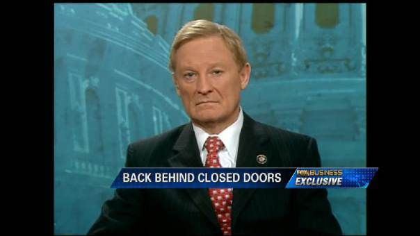 Bachus on the Push for Financial Reform