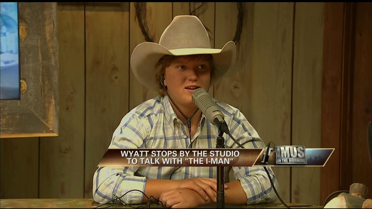 Wyatt Imus Stops By For A Chat On Air Videos Fox Business
