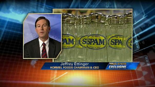 Hormel CEO on Sales, Growth
