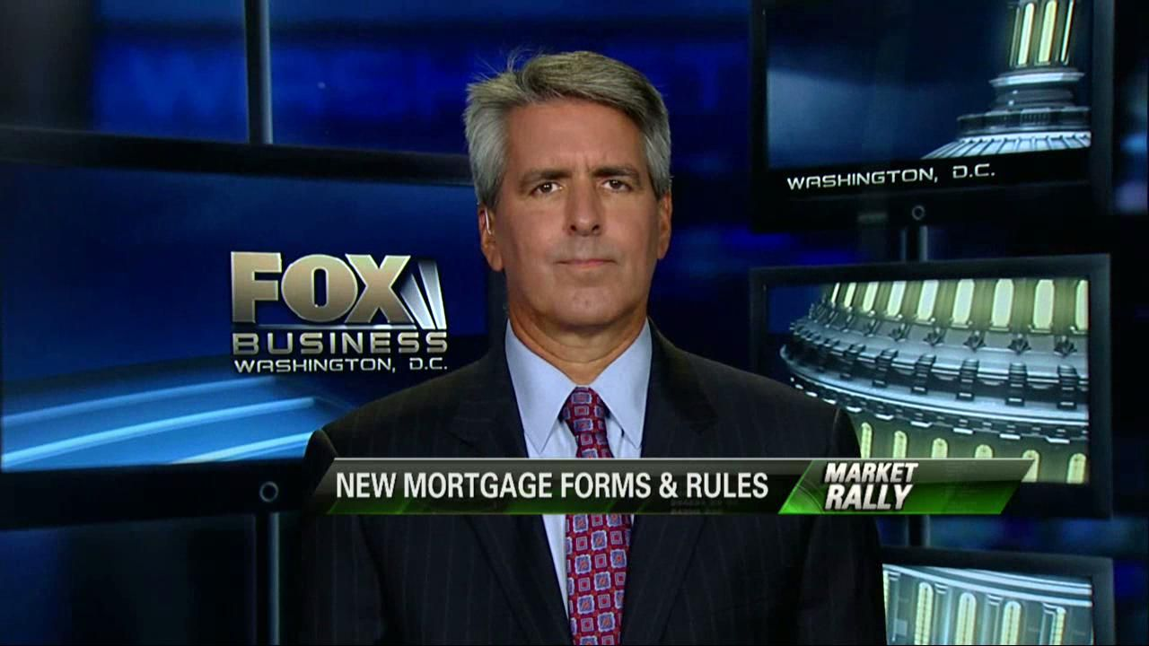What New Mortgage Forms, Rules Mean for You