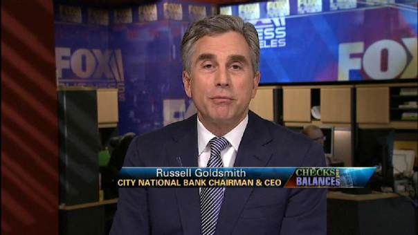 City Nat'l CEO: We Want to Lend
