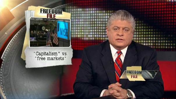 The Freedom Files: Capitalism