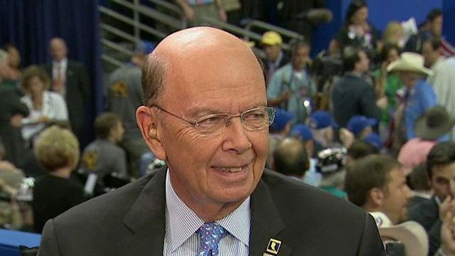 Wilbur Ross on How to Boost Confidence in the Economy