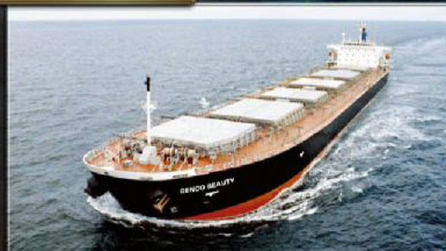 Shipping Industry Shaping Up